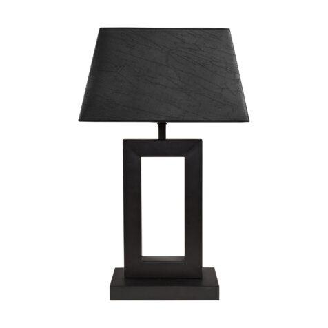 Arezzo bordslampa i svart från Artwood.