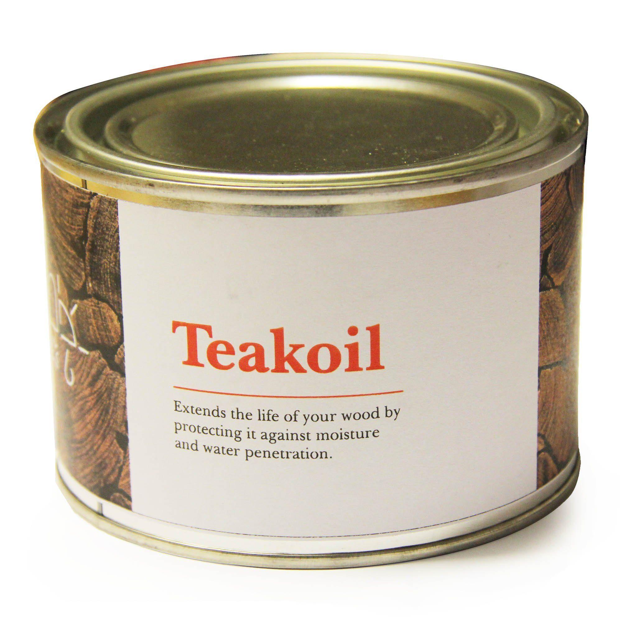 Teakolja 500 ml från Brafab.