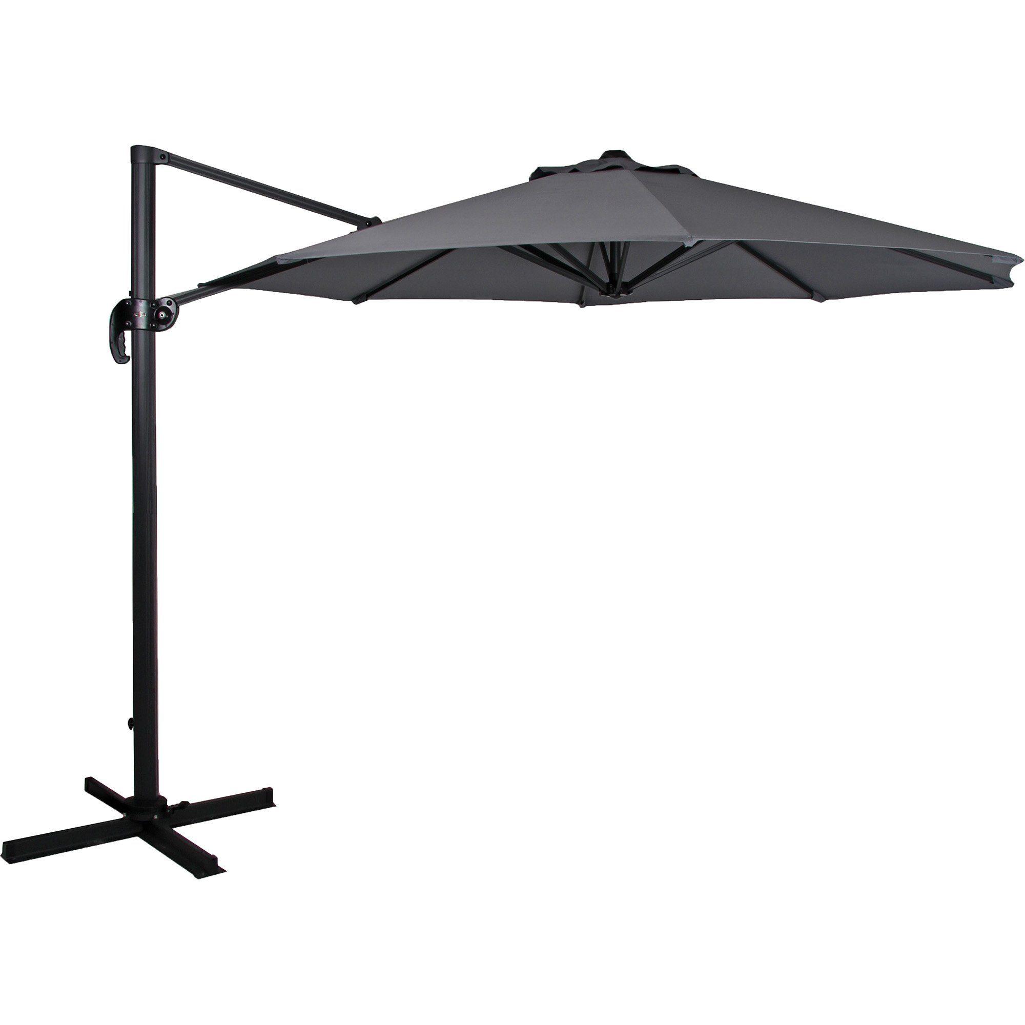 Linz parasoll i grått.