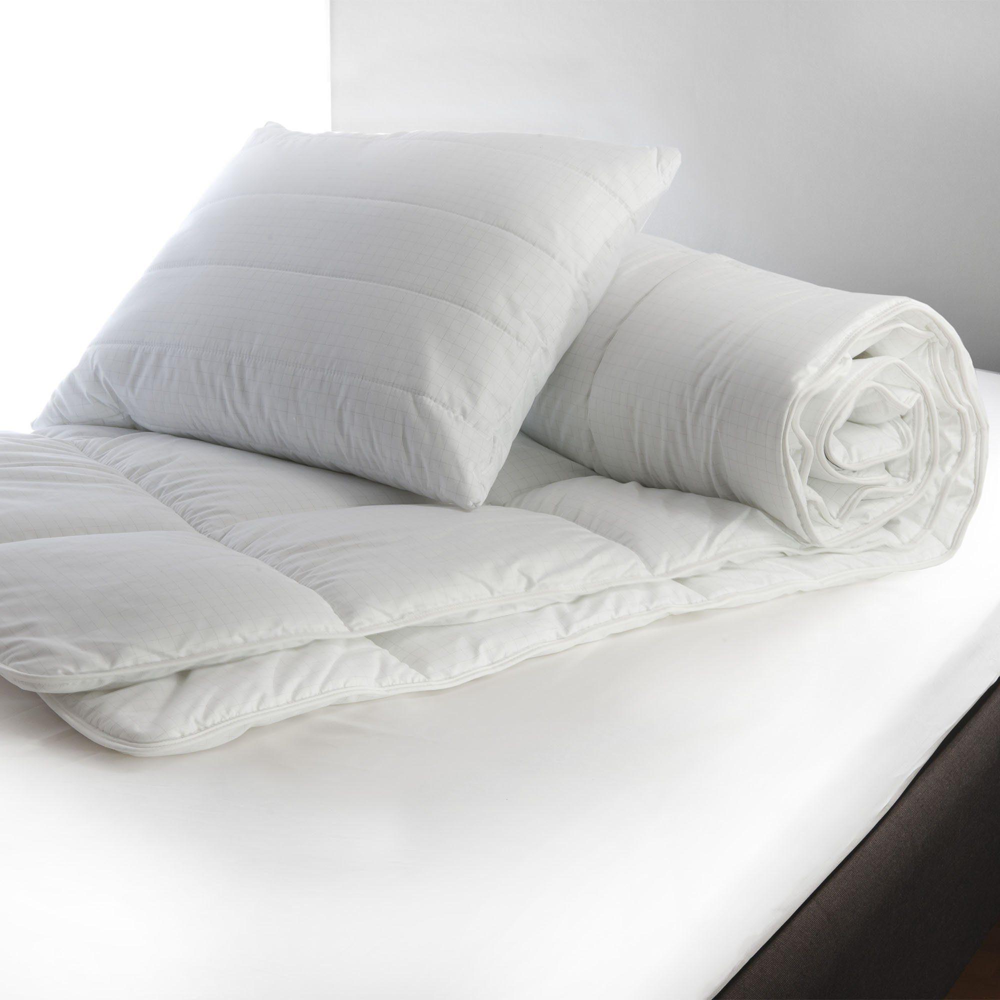 TopCool täcke och kudde från värnamo.
