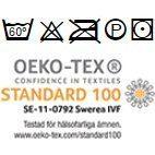 Tvättråd och Trygg-textil logga.
