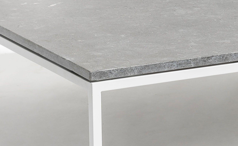 Detaljbild på Bönan soffbord från Skargaarden.