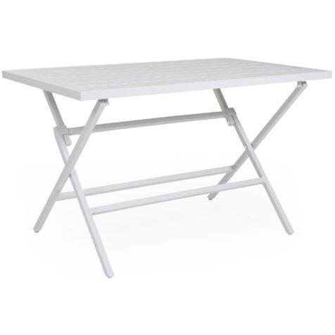 Wilkie fällbart cafébord i aluminium från Brafab.