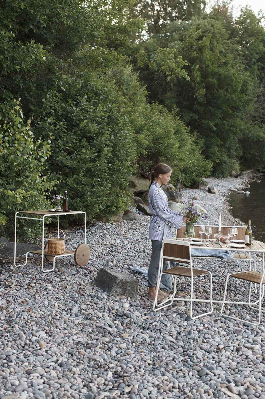 Miljöbild på Oas matgrupp från Hillerstorp.