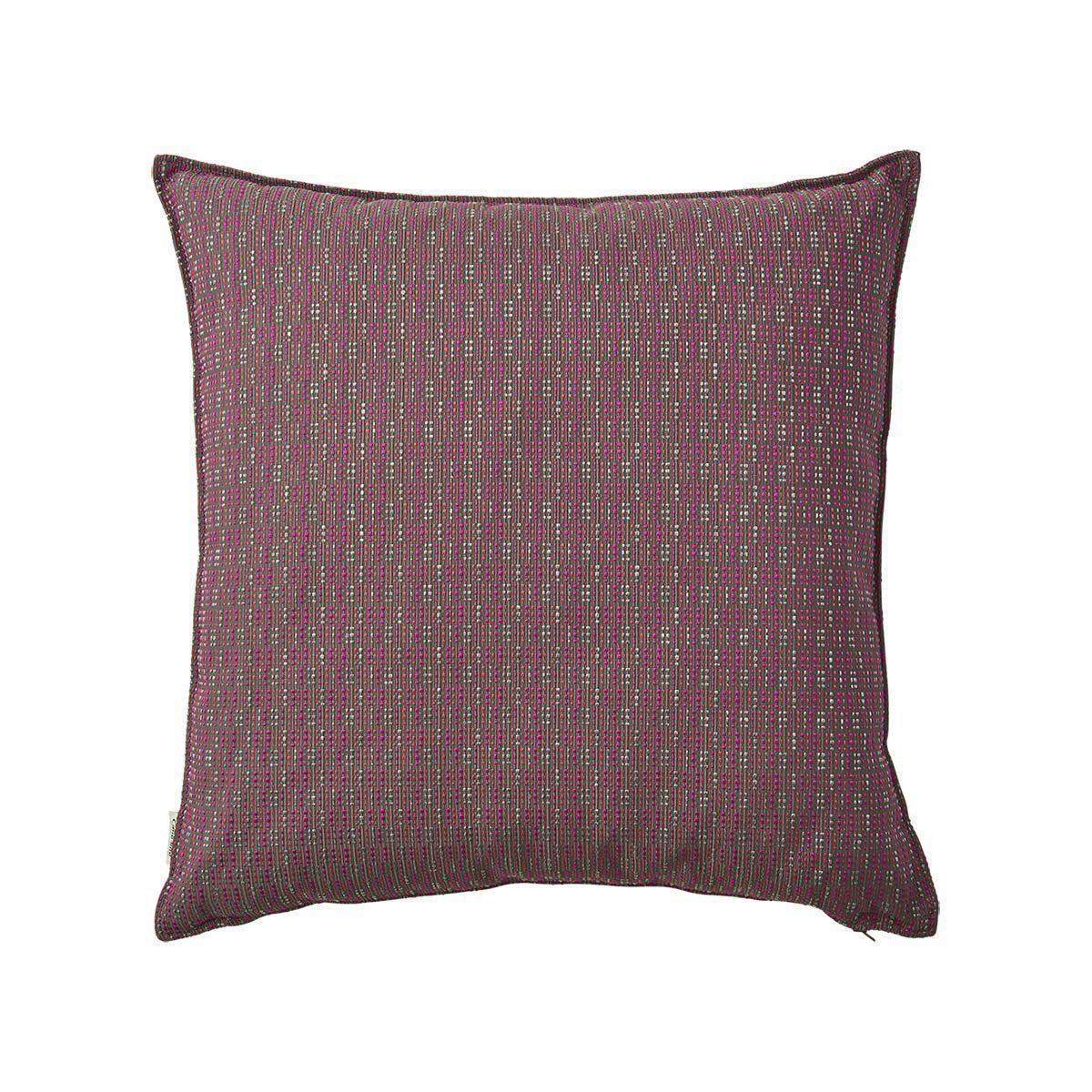 Stripe multi pink kuddfodral från Cane-line i storleken 50x50 cm.