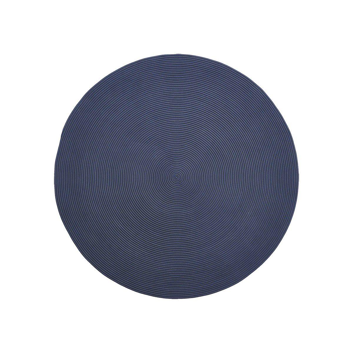 Infinity matta i blått från Cane-line.