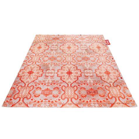 Non-Flying carpet från Fatboy i färgen orange.