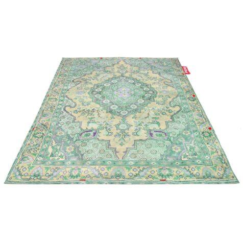Non-Flying carpet från Fatboy i färgen Coriander.