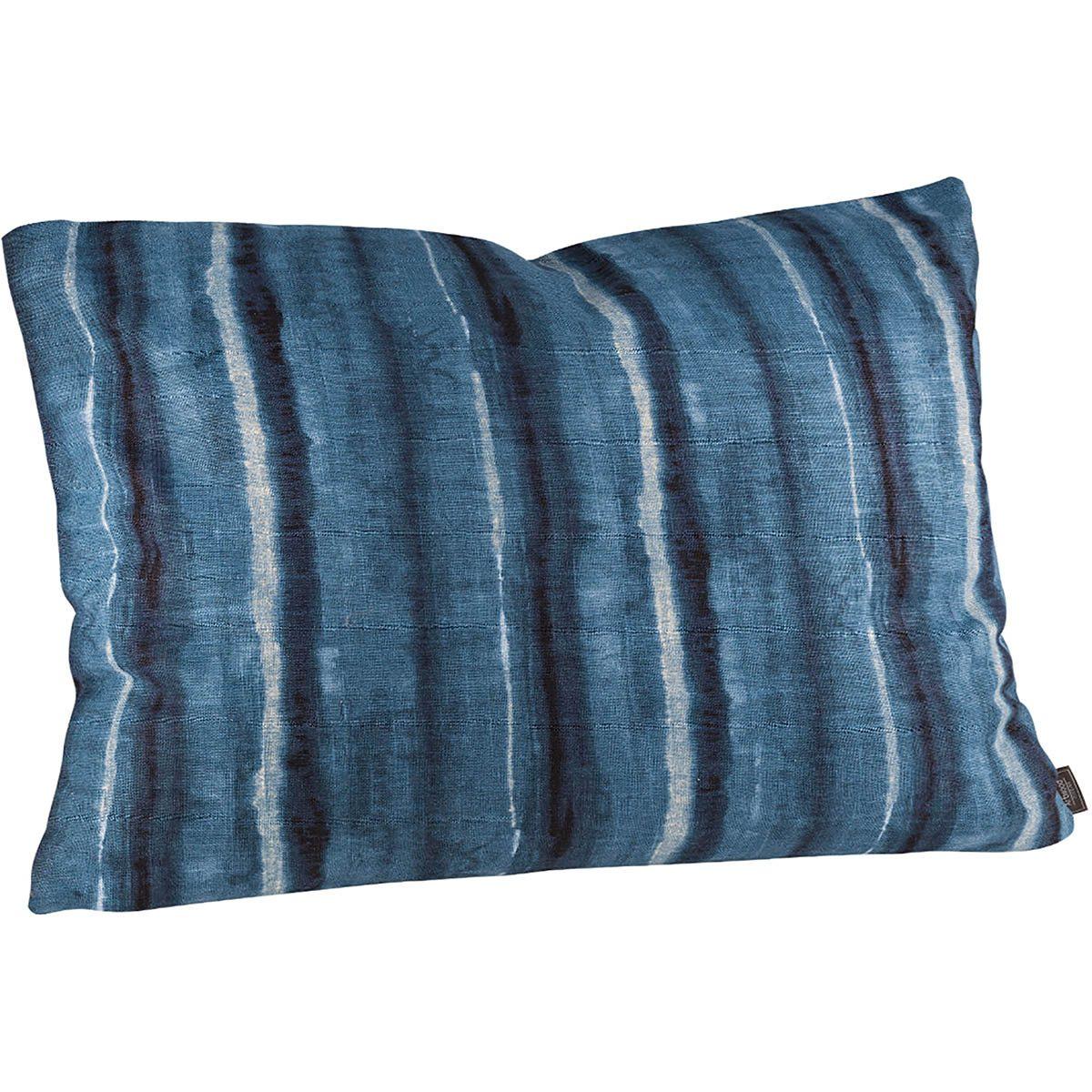 Tulane kuddfodral från Artwood i färgen blå.