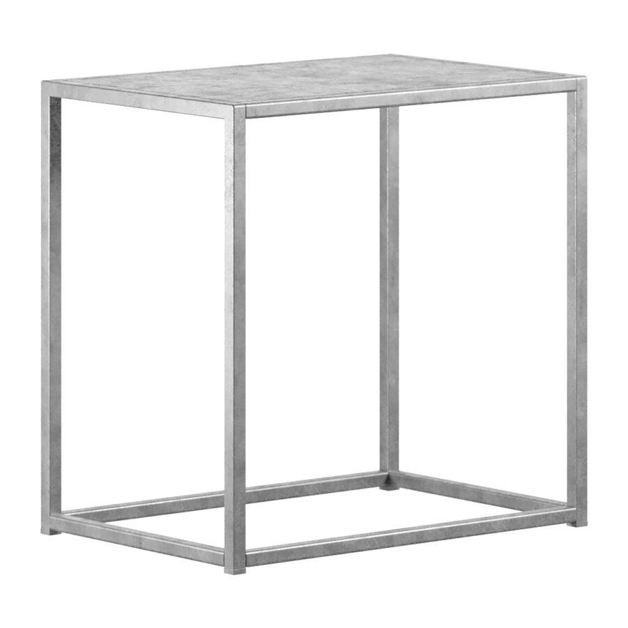 Design Of pall i galvaniserad stål.