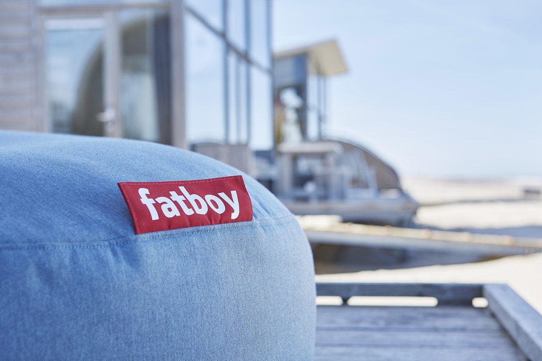 Miljöbild på Pupillow sittpuff från Fatboy.