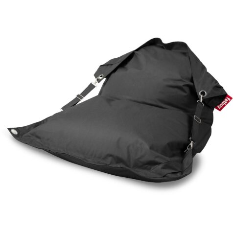 Fatbou buggle-up outdoor i färgen charcoal.