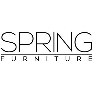 Logotyp för varumärket Spring Furniture.