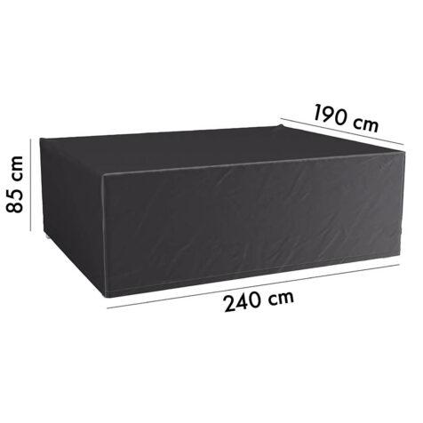 7916 Aerocover möbelskydd, 240x190 cm höjd 85 cm
