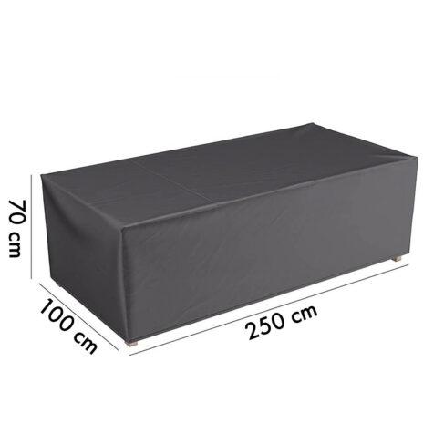 7963 Aerocover möbelskydd, 250x100 cm höjd 70 cm