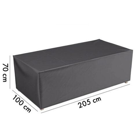7961 Aerocover möbelskydd, 205x100 cm höjd 70 cm