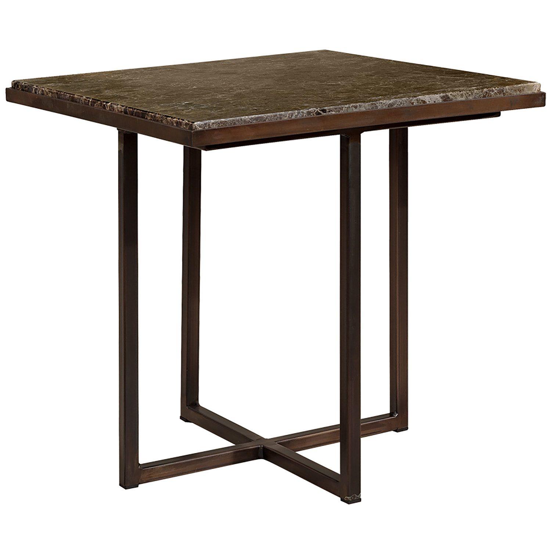Scala sidobord i stål och marmor från märket Artwood.