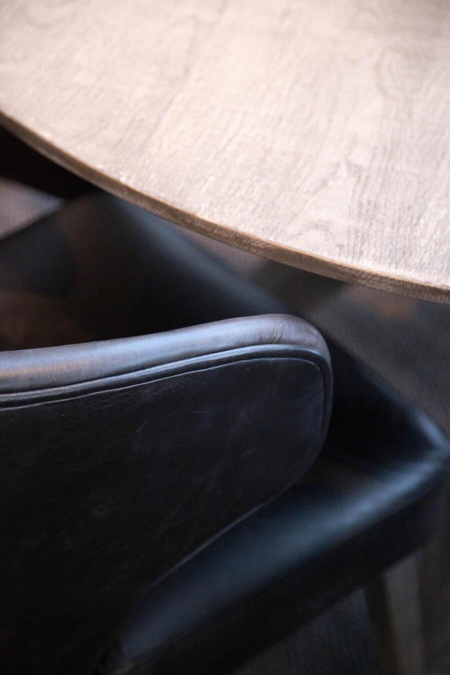 Miljöbild La vella matstol, Tree matbord från artwood