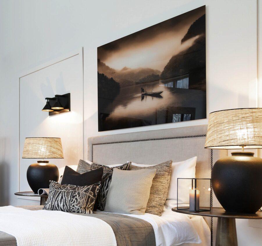 Sänggaveln Paris från Artwood.