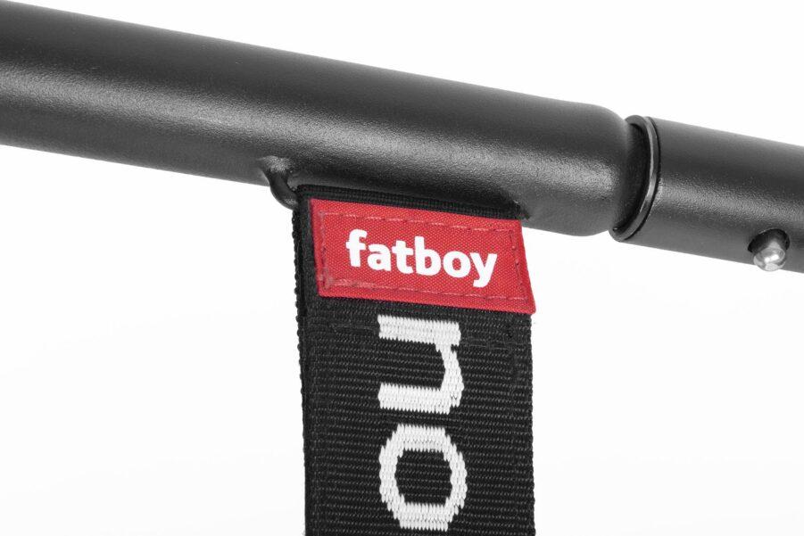 Detaljbild på Rock n' Roll gungstol från Fatboy.
