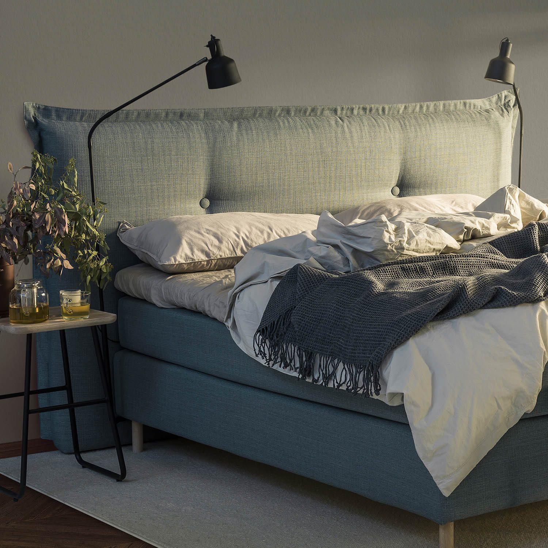 Cosy sänggavel från Jensen.