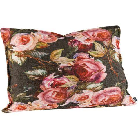 Rosalia Print kuddfodral från Artwood med blomtryck.