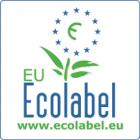 Ikon till EU ecolabel märkning för textilier.