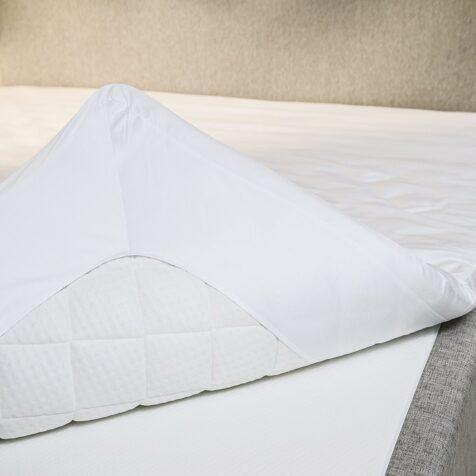 Softsheet lakan i vitt från Jensen.
