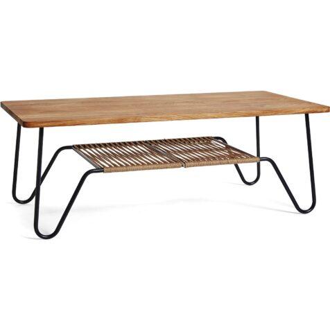 Soffbordet Marcel från Mavis i oljad ek.