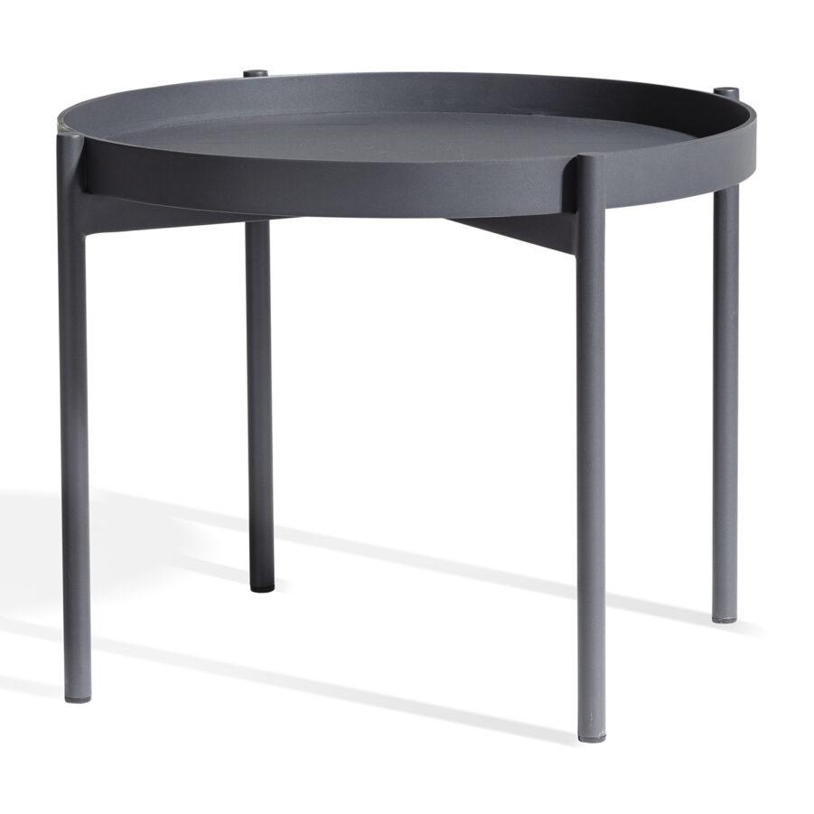 Saltö sidobord från Skargaarden i färgen ljusgrå.