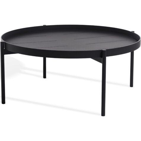 Saltö soffbord i mörkgrått från Skargaarden.