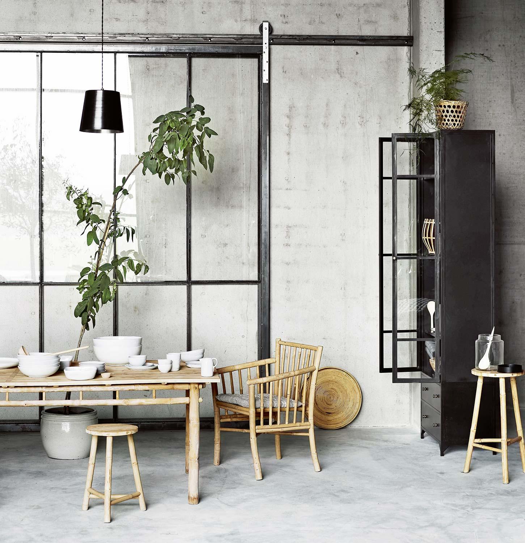 Bambumöbler från Tine K.