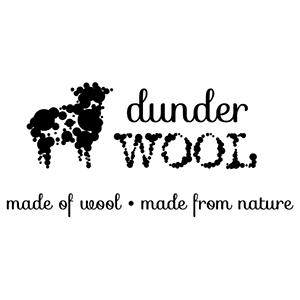 Logga för varumärket Dunder Wool.