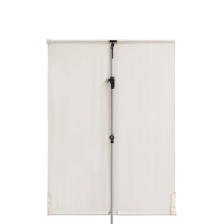 Active balkongparasoll 180x130 cm i naturfärgat.