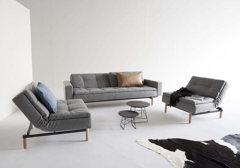 Bild på Dublexo serien från Innovation Living.