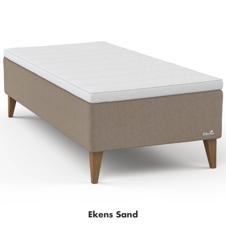 Ekens Essens ramsäng i färgen Sand.