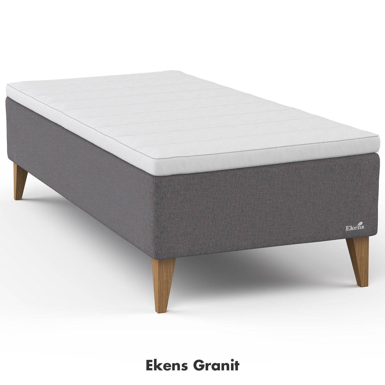 Ekens Essens ramsäng i färgen Granit.
