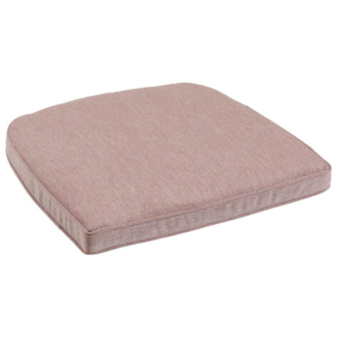 Brafab Florina sittdyna 48x48 cm rosa dralon