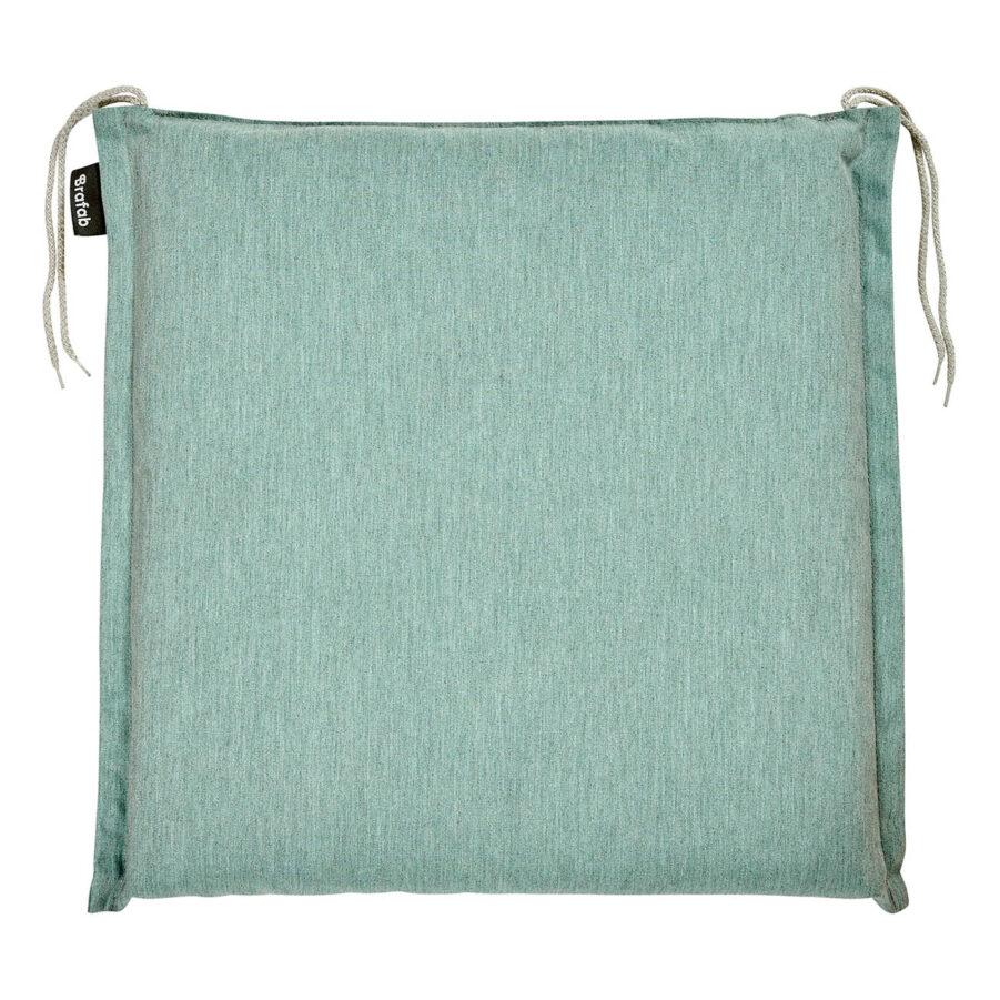Brafab Florina sittdyna 45x45 cm blågrön dralon
