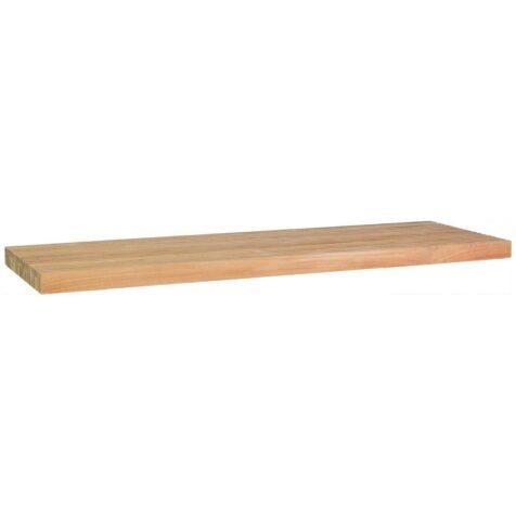 Modulo sits i teak med längden 160 cm.