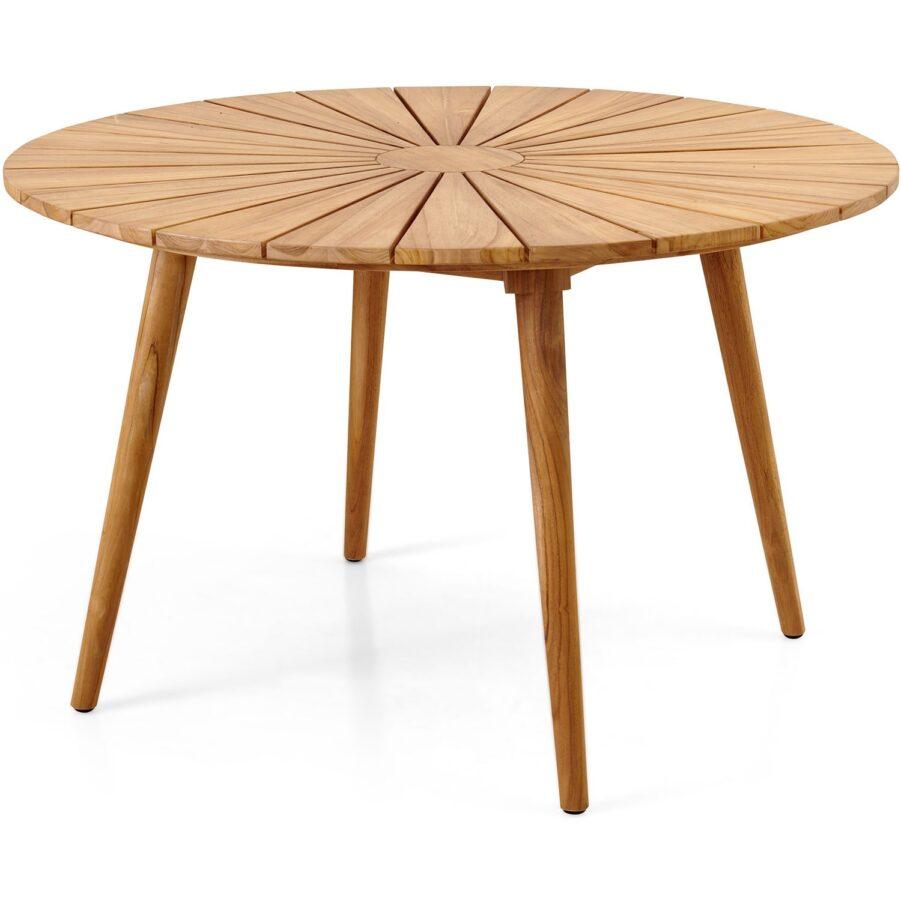 Parga matbord med storleken 120 cm från Brafab.