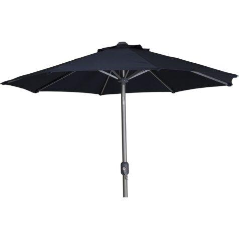 Andria parasoll i blått från Brafab.