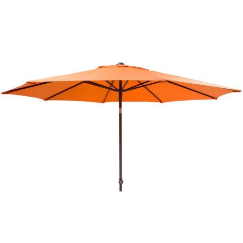 Solar Line parasoll i orange.