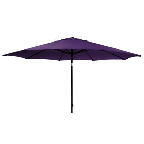 Solar Line parasoll i lila utan parasollfot.