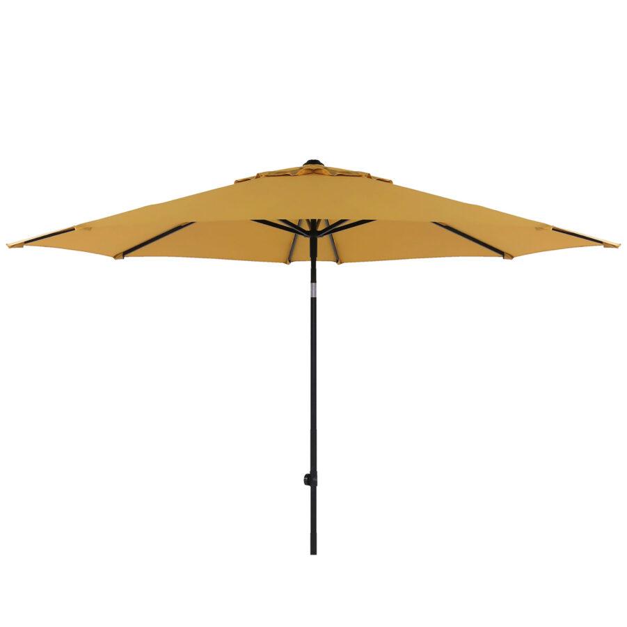 Solar Line parasoll i gult utan parasollfot.