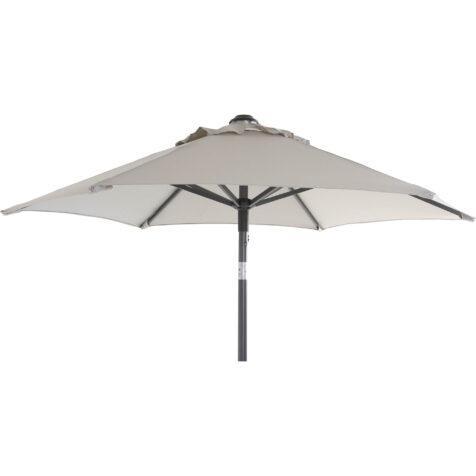 Solar Line parasoll i storleken Ø2 m.