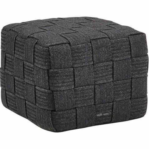 Cube pall i mörkgrått från Cane-Line.