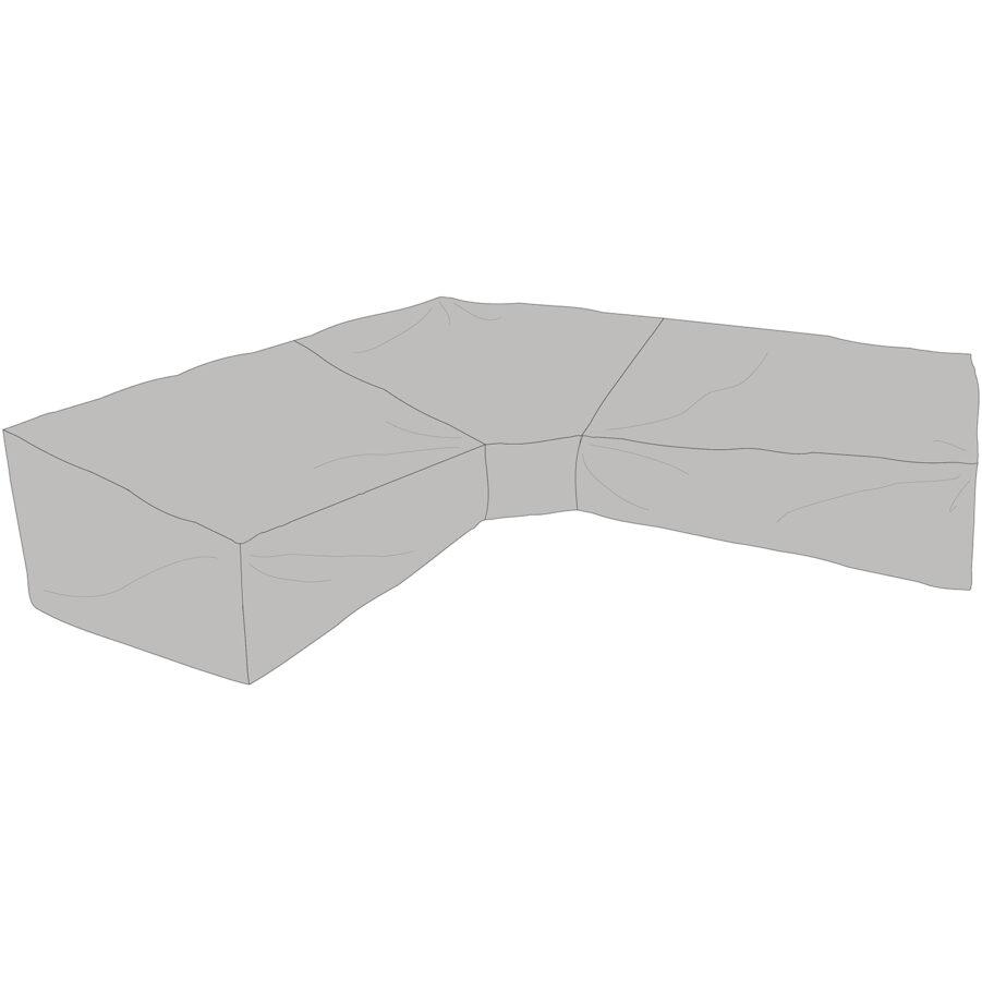Ritning på Stettler möbelskydd från Brafab.