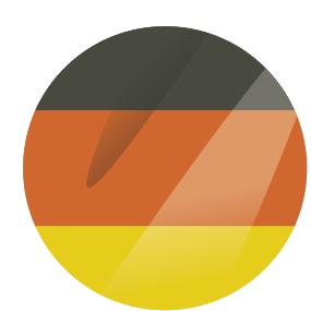 Utvecklad av LA SIESTA GmbH och tillverkad i Tyskland.