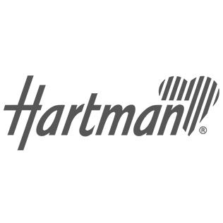 Logotyp för varumärket Hartman.